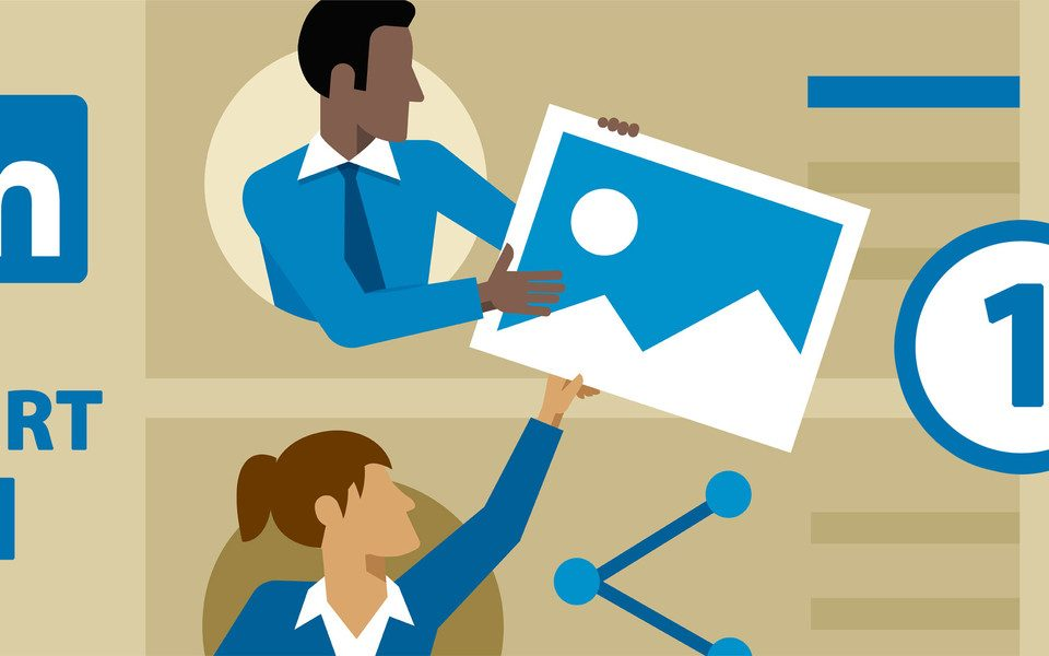 LinkedIn Multi-Touch Points Campaigns Part 1 Graphic