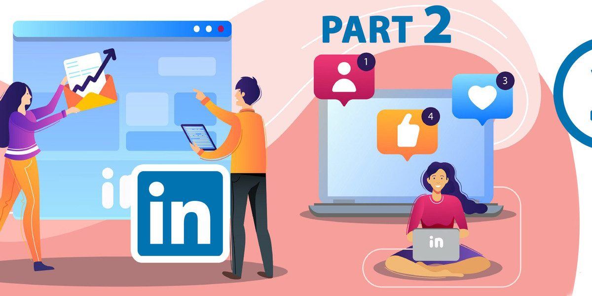 LinkedIn Multi-Touch Points Campaigns Part 2 Graphic