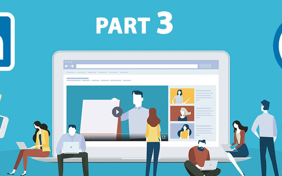 LinkedIn Multi-Touch Points Campaigns Graphic Part 3